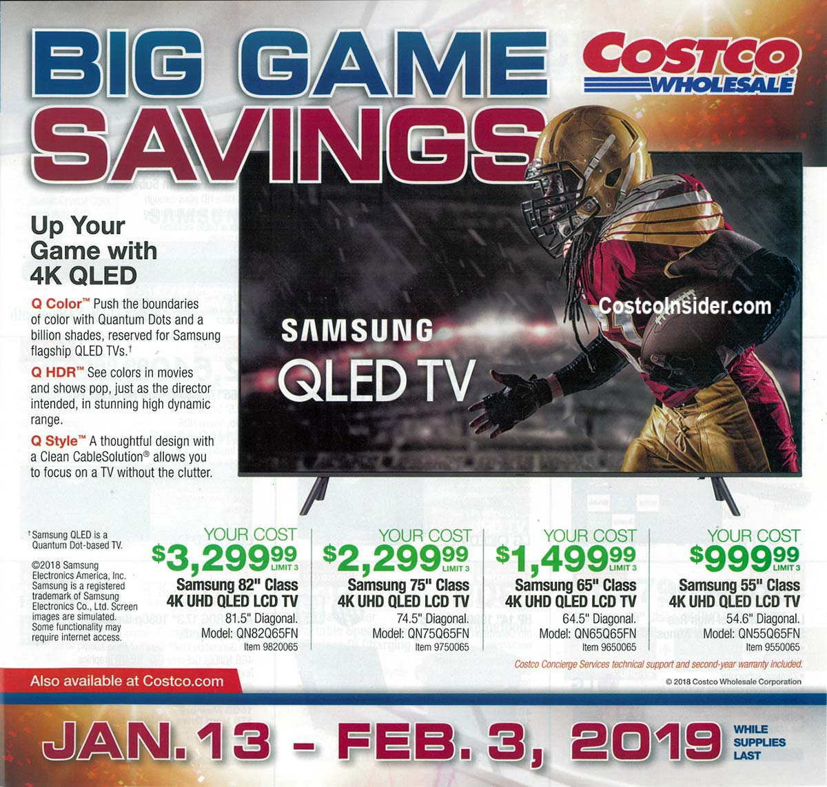 Big Game Savings 2019 Page 1