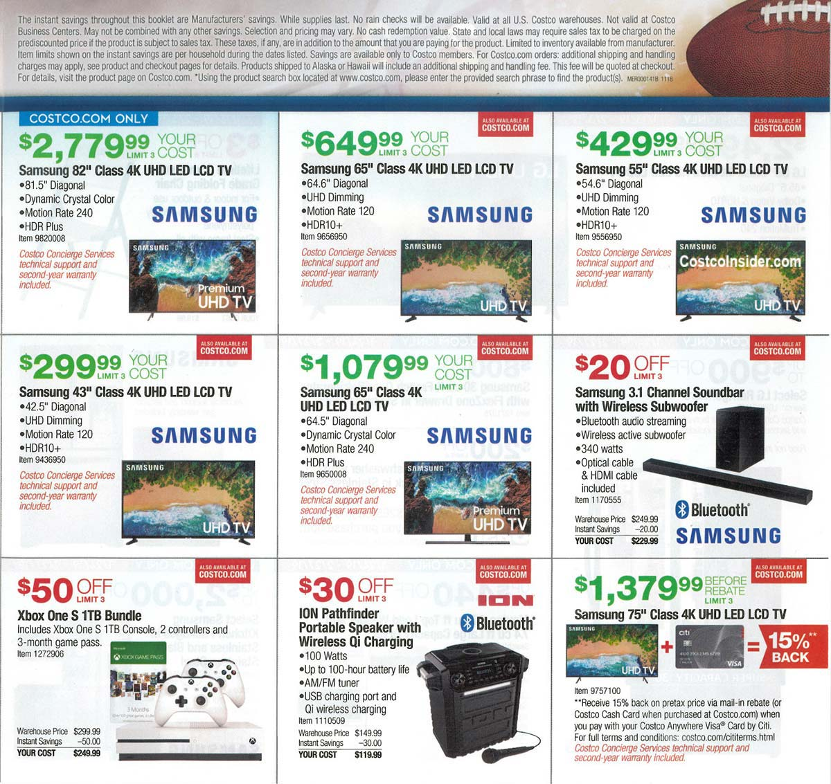 Big Game Savings 2019 Page 3