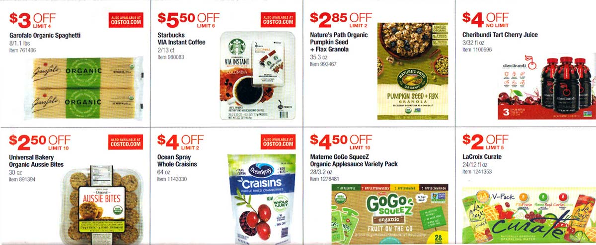 Costco February 2019 Coupon Book Page 14