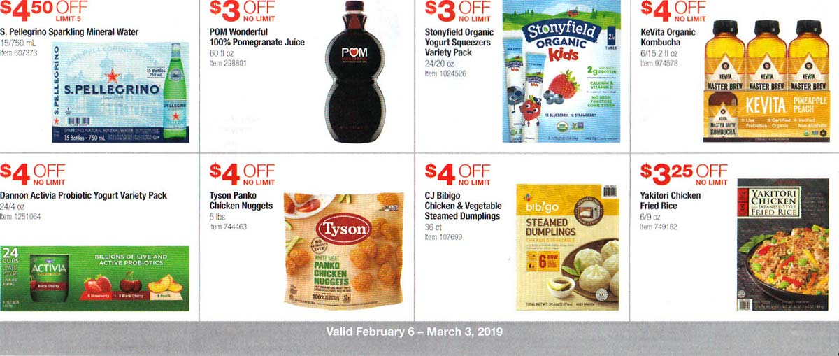 Costco February 2019 Coupon Book Page 15