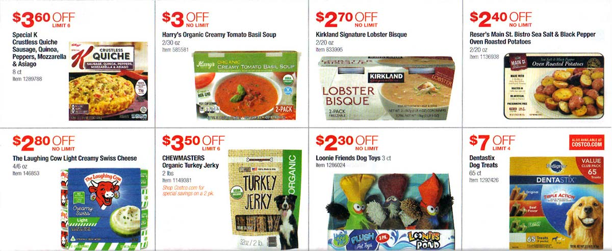 Costco February 2019 Coupon Book Page 16
