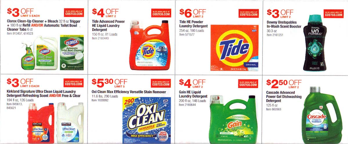 Costco February 2019 Coupon Book Page 18