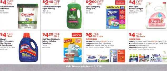 Costco February 2019 Coupon Book Page 19