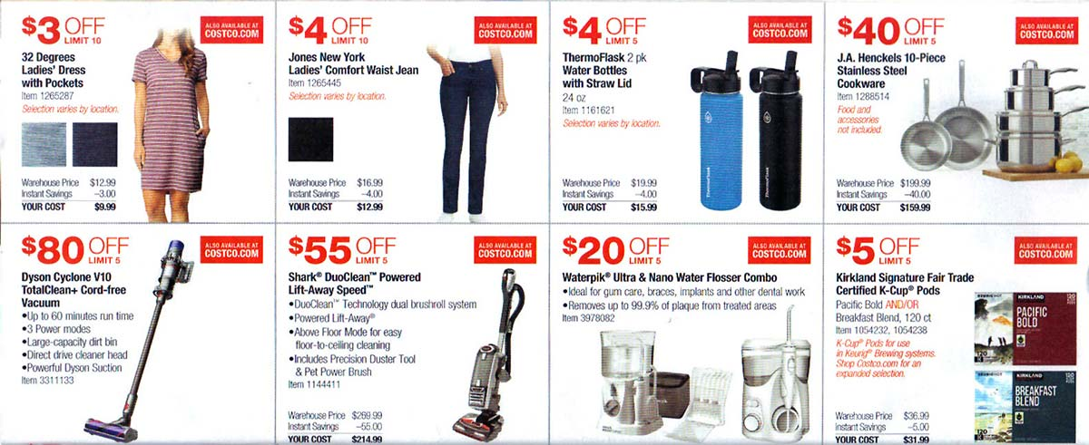Costco February 2019 Coupon Book Page 8