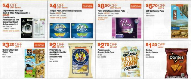 Costco March 2019 Coupon Book Page 13