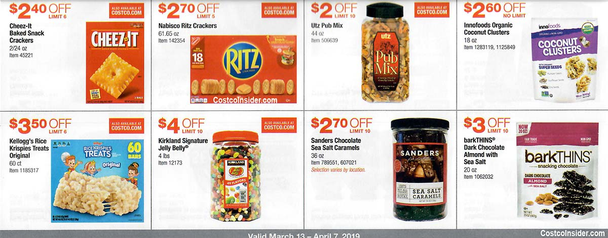 Costco March 2019 Coupon Book Page 14