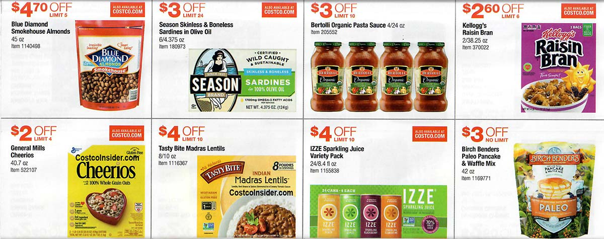 Costco March 2019 Coupon Book Page 15