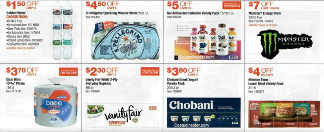 Costco March 2019 Coupon Book Page 17