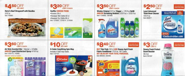 Costco March 2019 Coupon Book Page 19