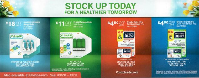 Costco March 2019 Coupon Book Page 24