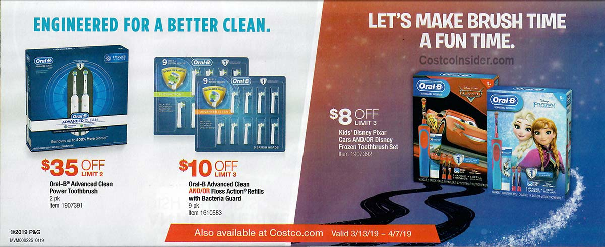 Costco March 2019 Coupon Book Page 7