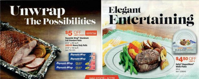 Costco March 2019 Coupon Book Page 8