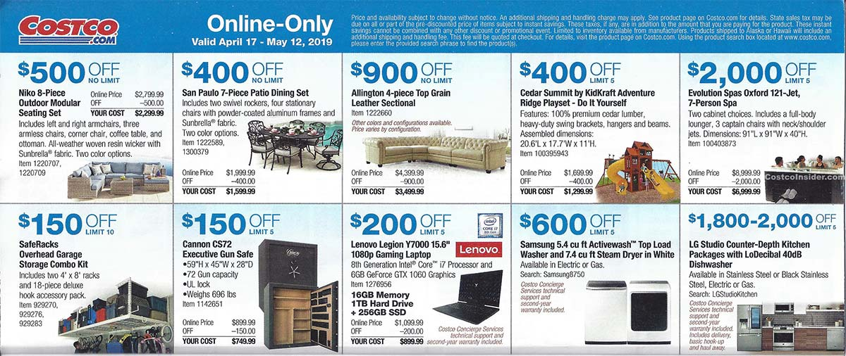 April-2019-Costco-Coupon-Book-Page-21