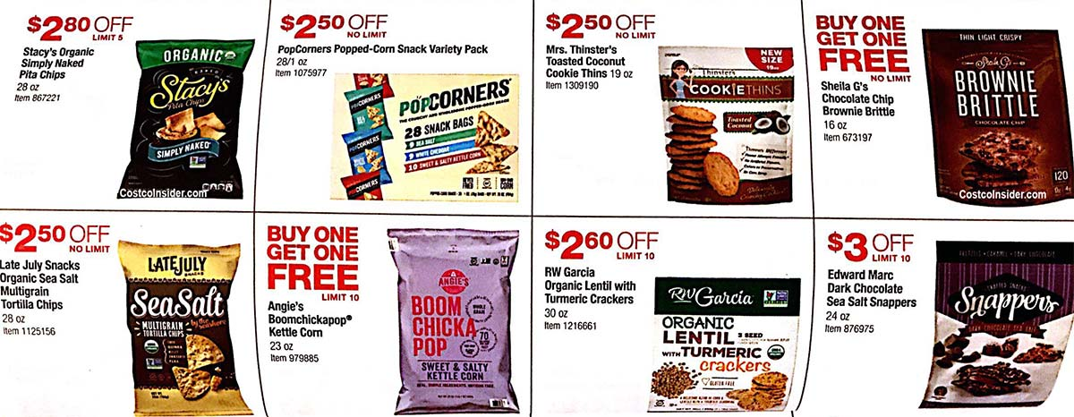 May 2019 Costco Coupon Book Page 15