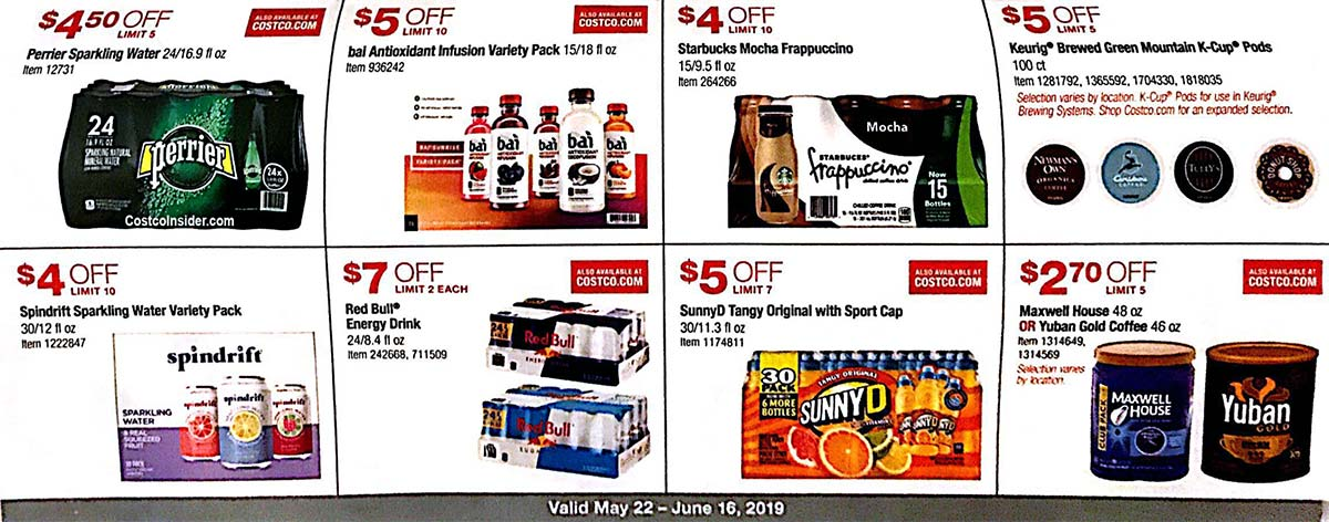 May 2019 Costco Coupon Book Page 18