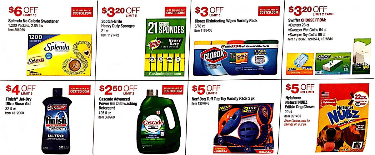 May 2019 Costco Coupon Book Page 19