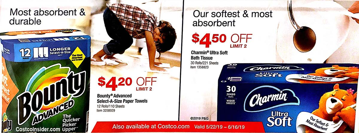 May 2019 Costco Coupon Book Page 25