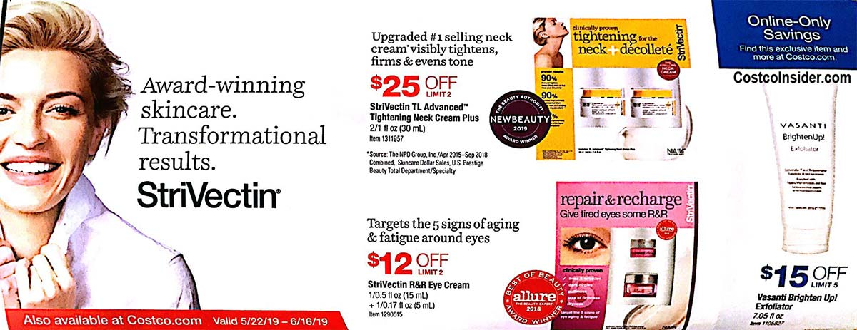 May 2019 Costco Coupon Book Page 7