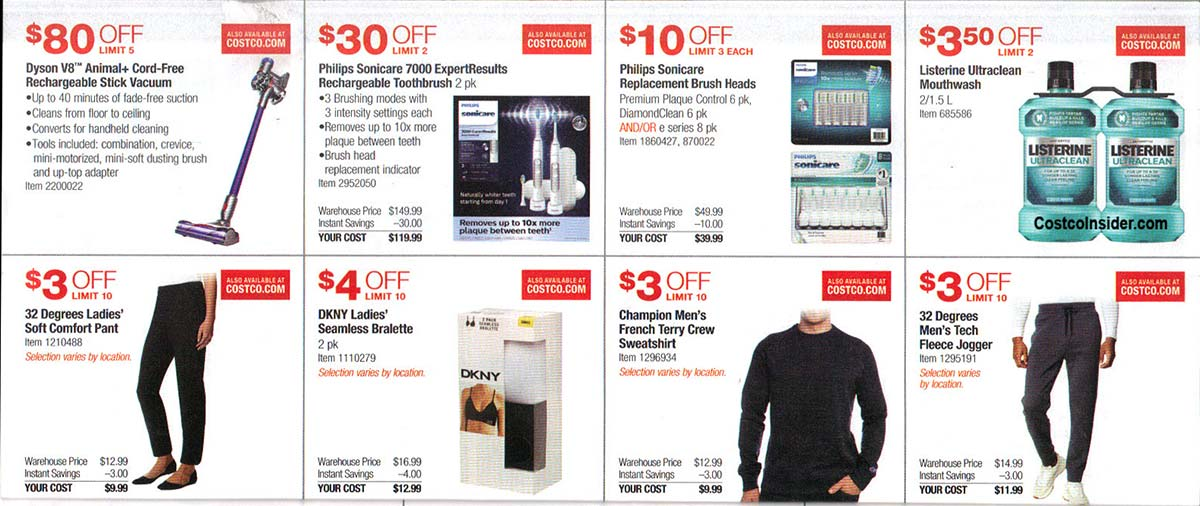 Costco July 2019 Coupon Book Page 11