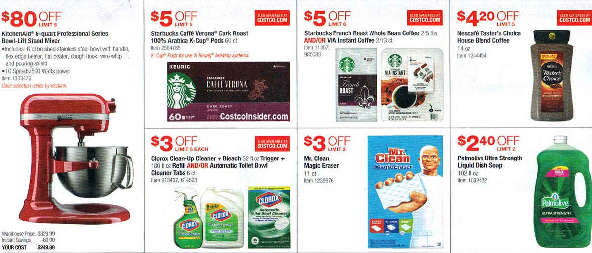 Costco July 2019 Coupon Book Page 13