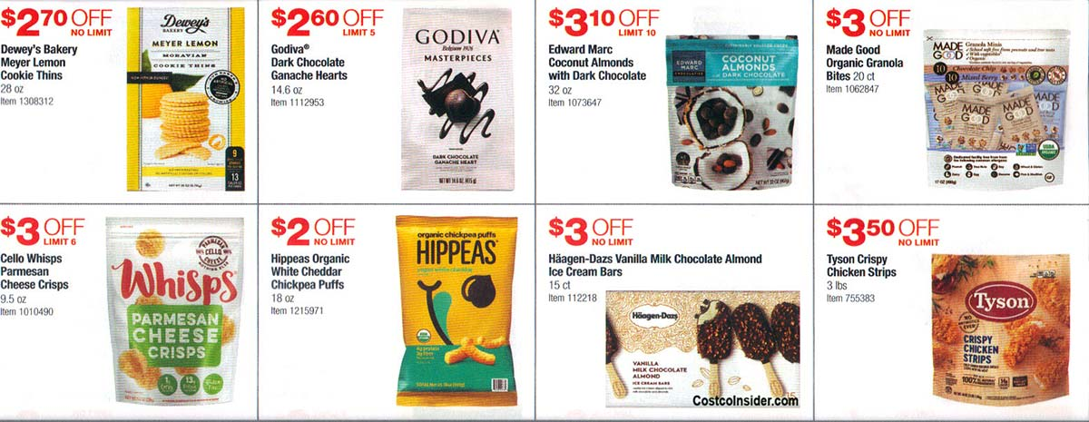 Costco July 2019 Coupon Book Page 16