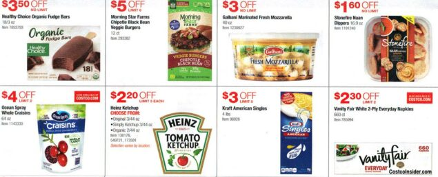 Costco July 2019 Coupon Book Page 17