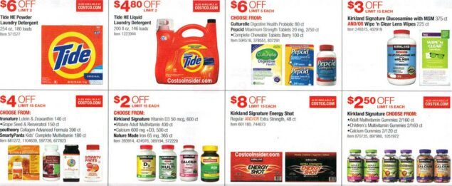 Costco July 2019 Coupon Book Page 19