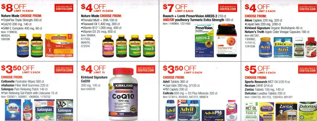 Costco July 2019 Coupon Book Page 20
