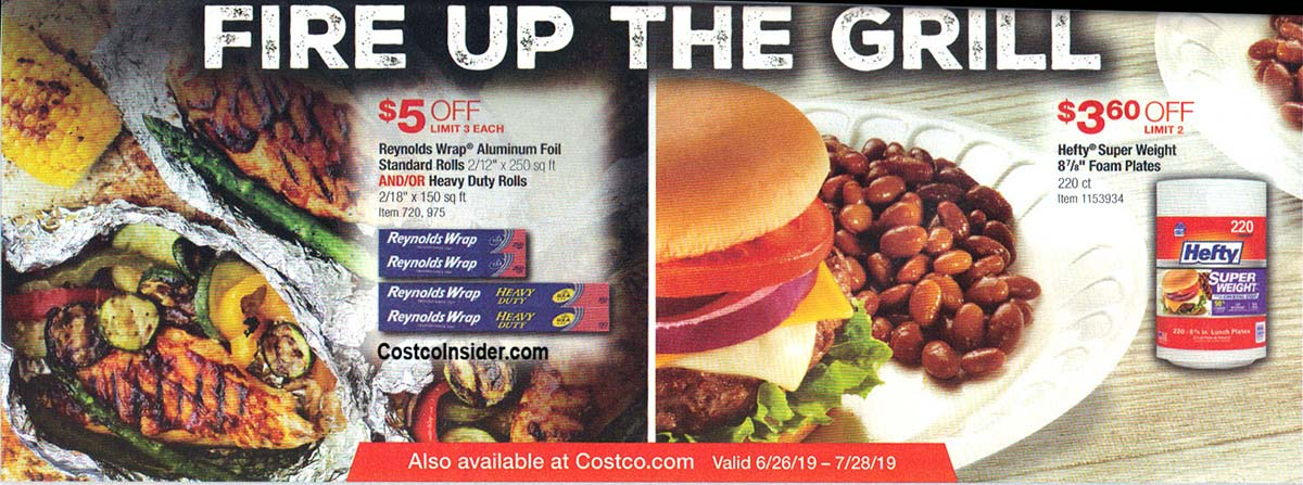 Costco July 2019 Coupon Book Page 23