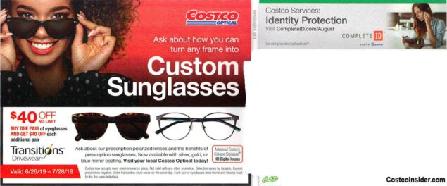 Costco July 2019 Coupon Book Page 25