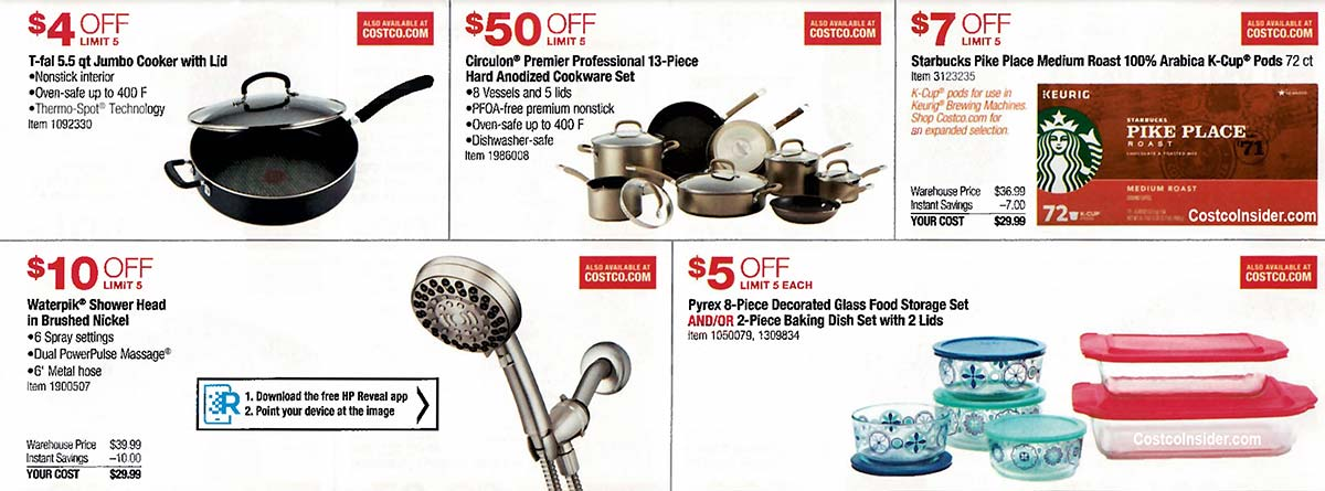 Costco August 2019 Coupon Book Page 12