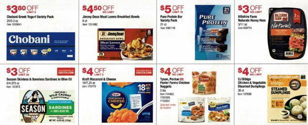 Costco August 2019 Coupon Book Page 15