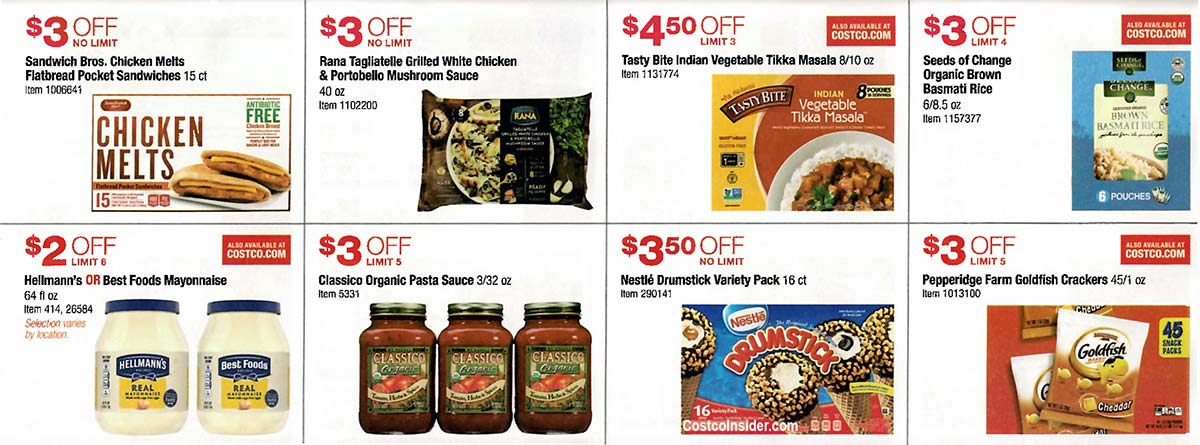 Costco August 2019 Coupon Book Page 16