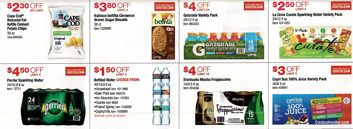 Costco August 2019 Coupon Book Page 18