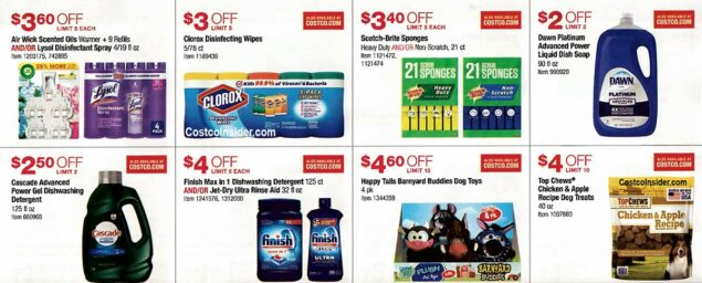 Costco August 2019 Coupon Book Page 21