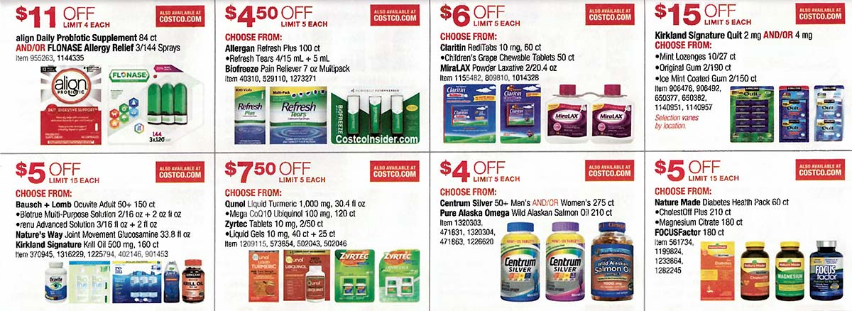 Costco August 2019 Coupon Book Page 22
