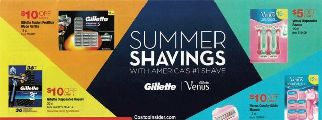 Costco August 2019 Coupon Book Page 8