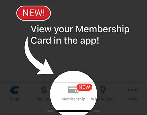 New-Membership-Tab