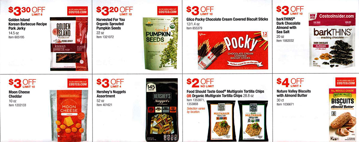 Costco September 2019 Coupon Book Page 15