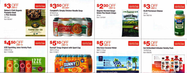 Costco September 2019 Coupon Book Page 17