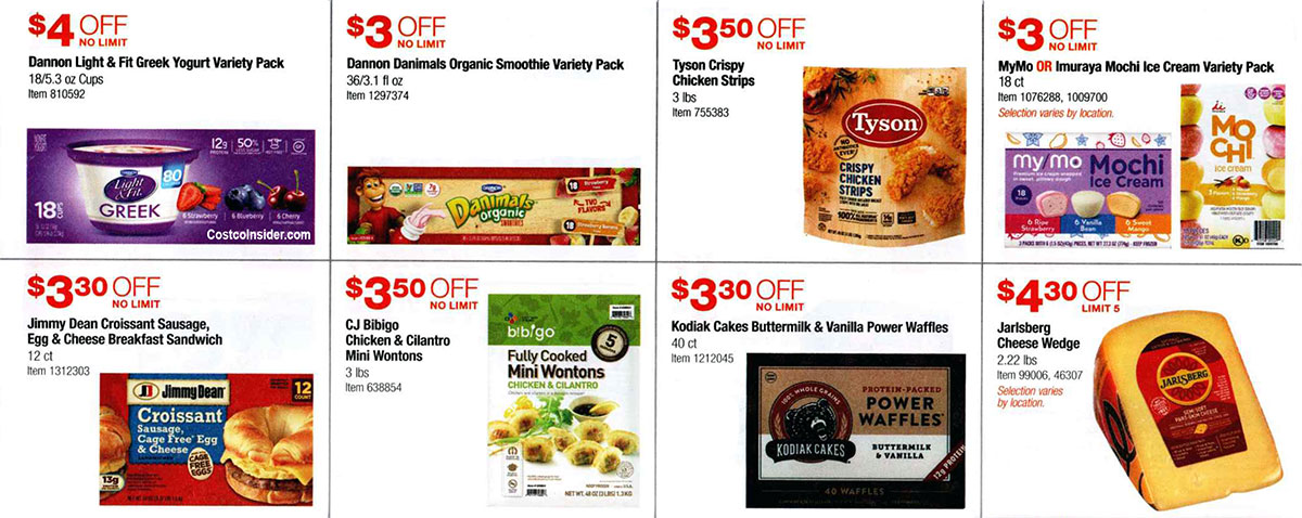 Costco September 2019 Coupon Book Page 19