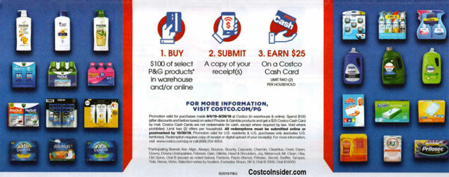Costco September 2019 Coupon Book Page 4