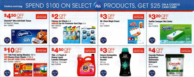 Costco September 2019 Coupon Book Page 5