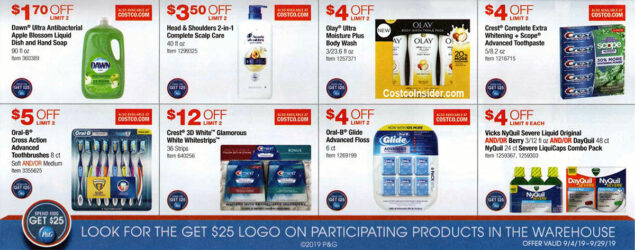 Costco September 2019 Coupon Book Page 6
