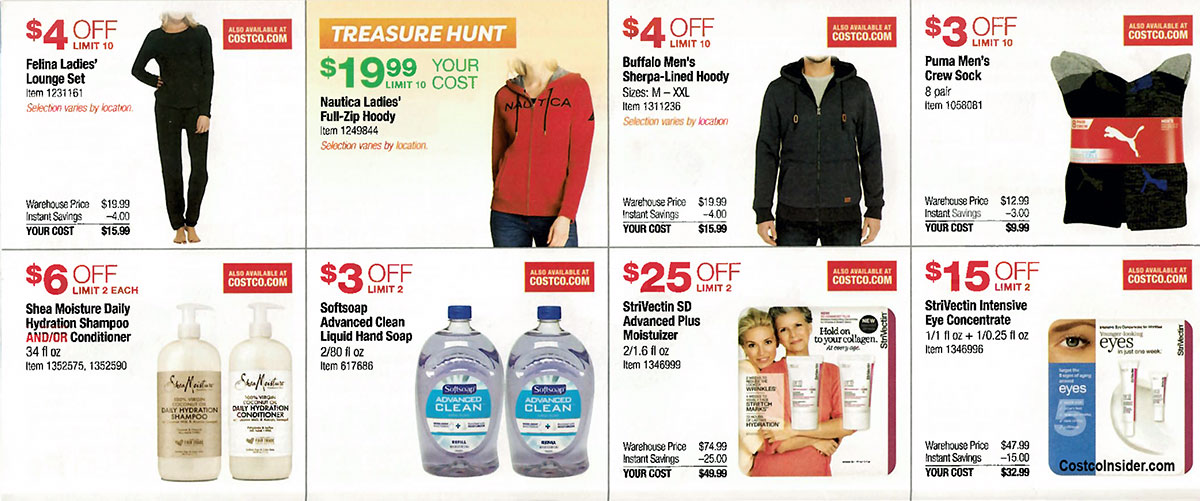 Costco October 2019 Coupon Book Page 11