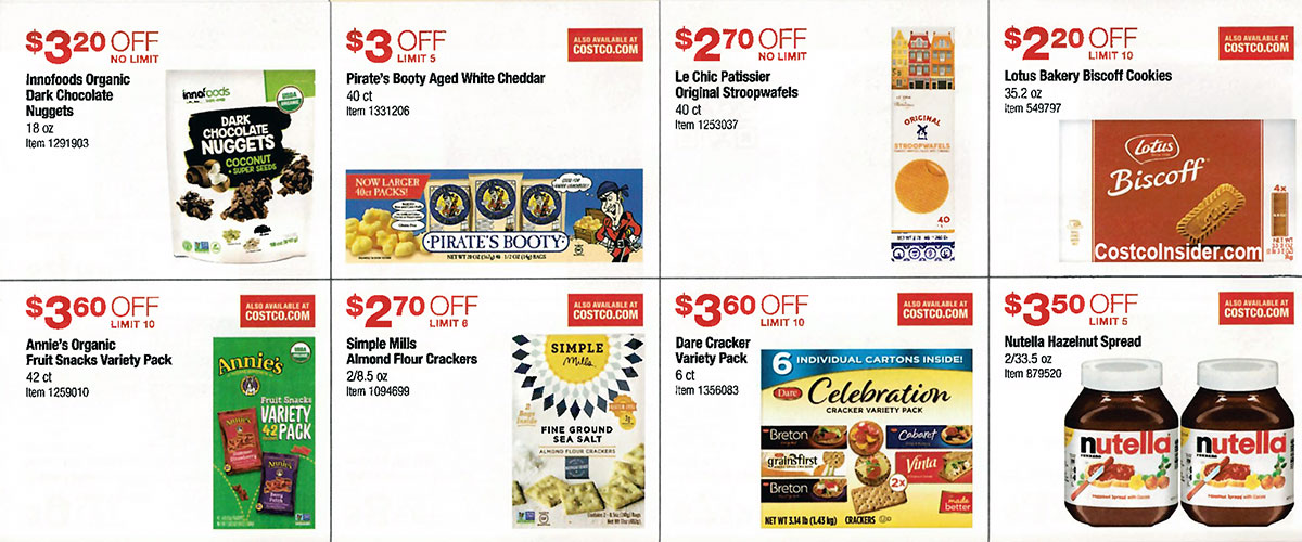 Costco October 2019 Coupon Book Page 13