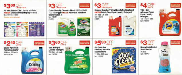 Costco October 2019 Coupon Book Page 15