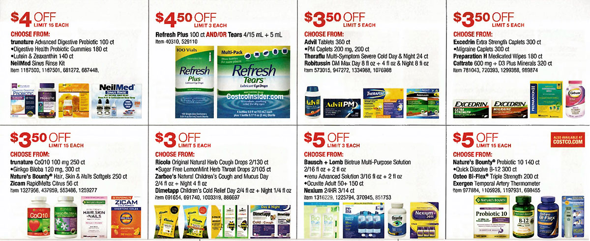 Costco October 2019 Coupon Book Page 19