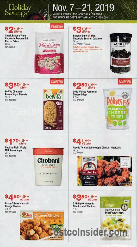 Costco Black Friday Ad 2019 Page 1