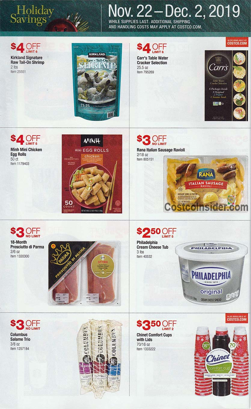 Costco Black Friday Ad 2019 Page 11
